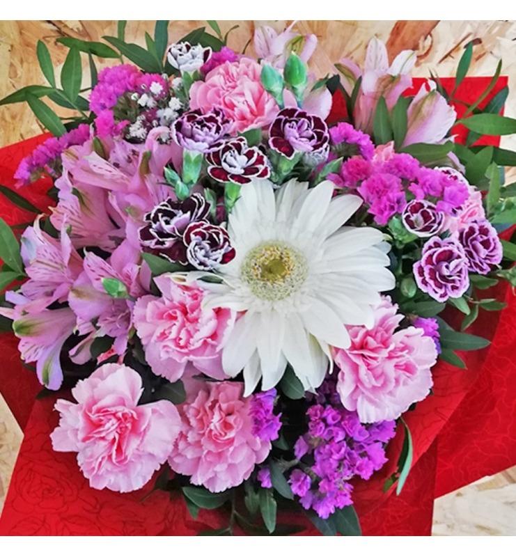 Caixa de Flores Amor