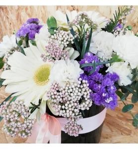 Coroa de Flores Adeus