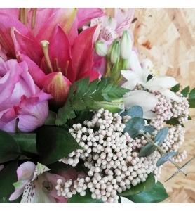 Bouque de flores variadas