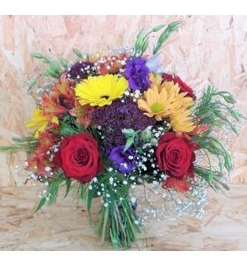 Bouquet flores do campo